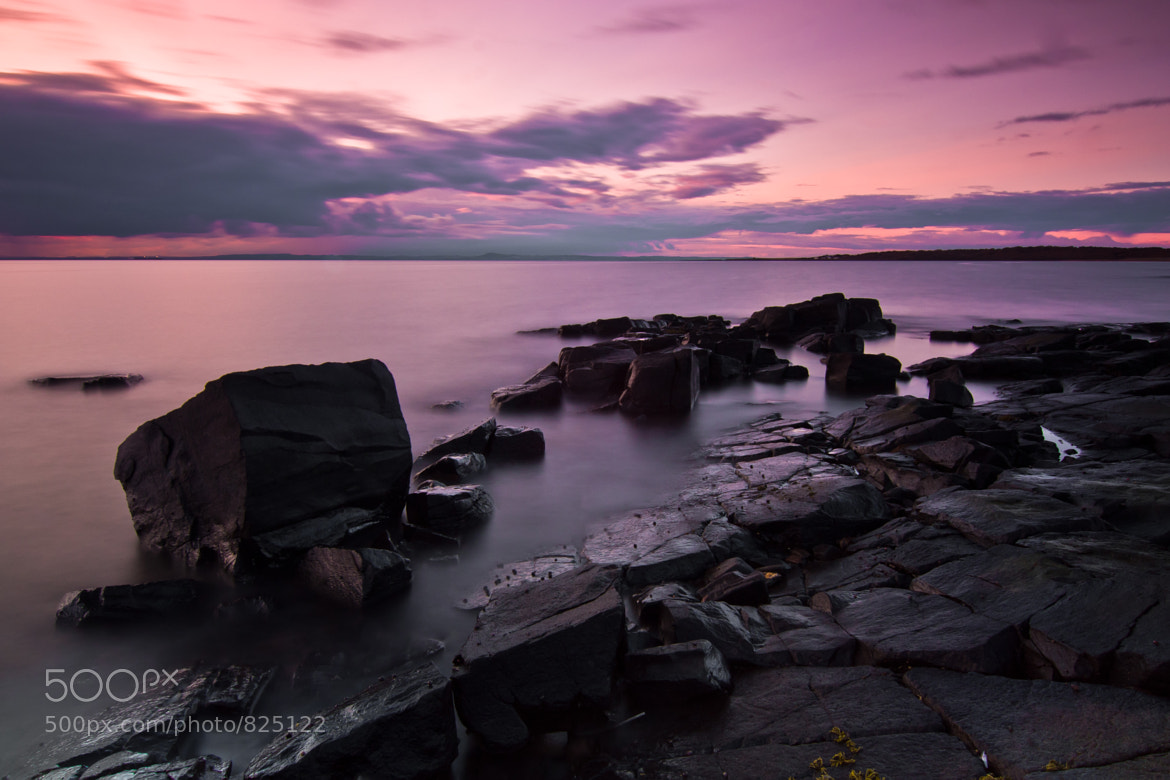 Photograph Longniddry Sunset LE by Sean Cooper on 500px