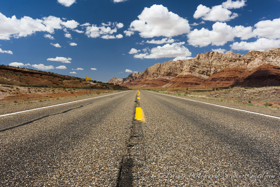 Highway of American Southwest