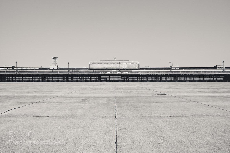 Photograph Airport Berlin Tempelhof by Ben Krüger on 500px