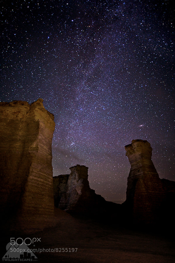 Photograph Cosmic Alley by Todd Lambert on 500px
