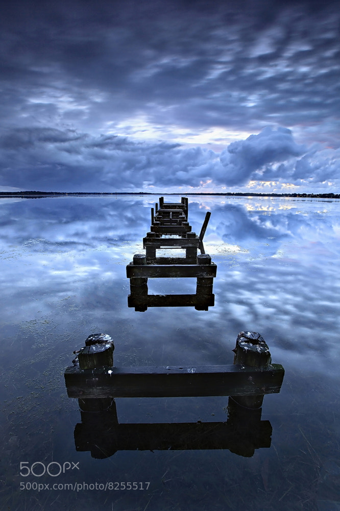 Photograph Jetty Reflections by Tim Donnelly on 500px