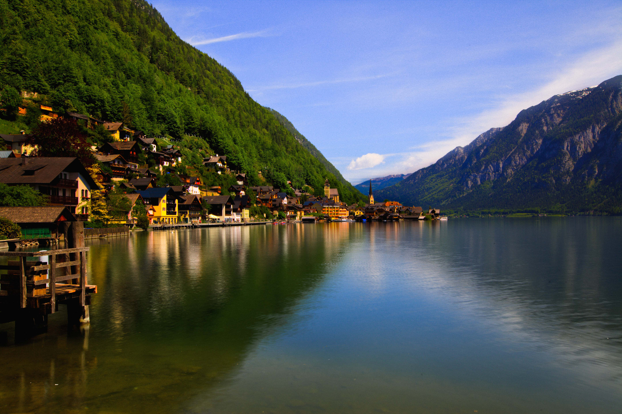 Photograph Hallstatt by Brian Huang on 500px