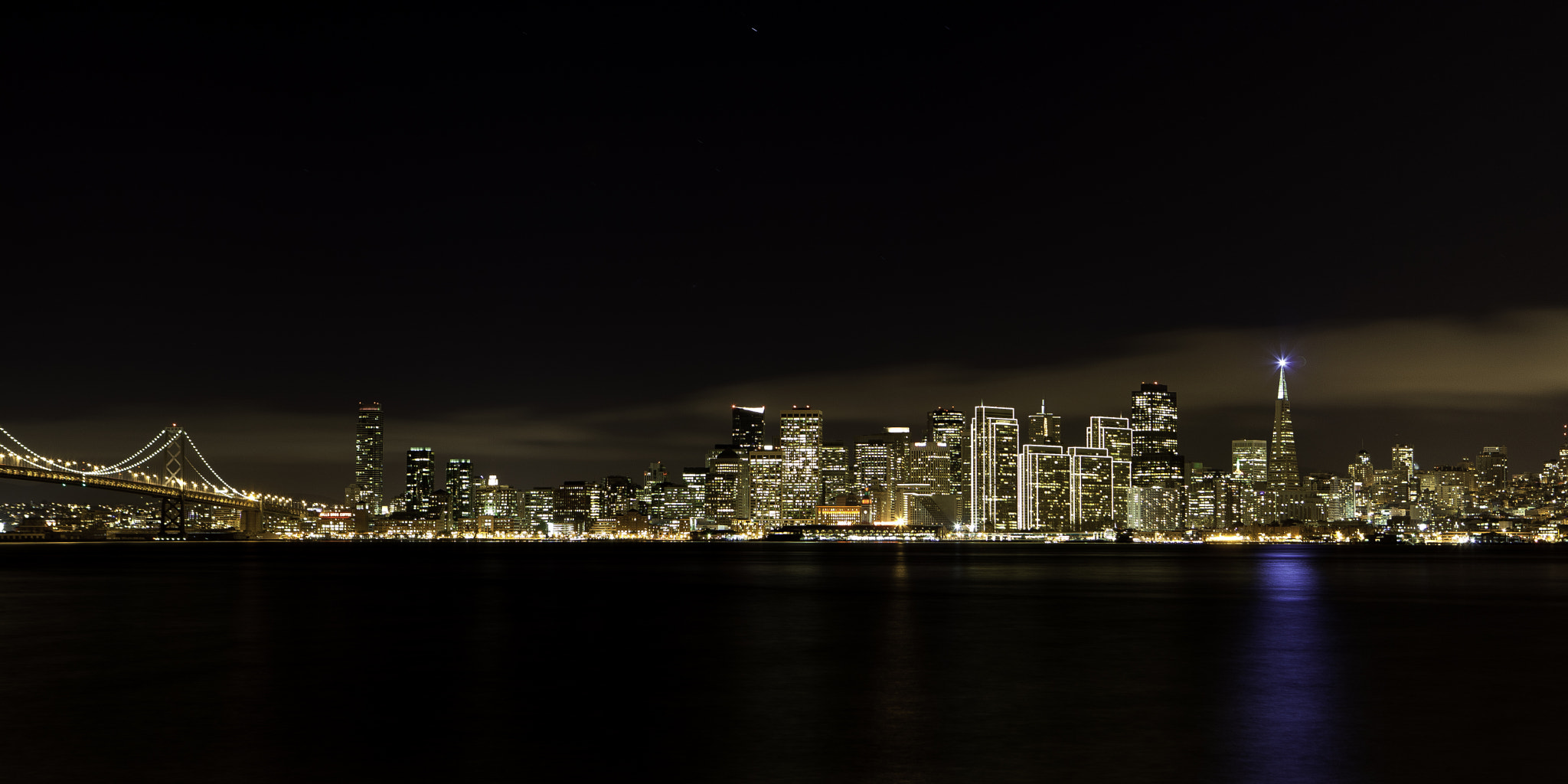 Photograph San Francisco Skyline by Brian Huang on 500px