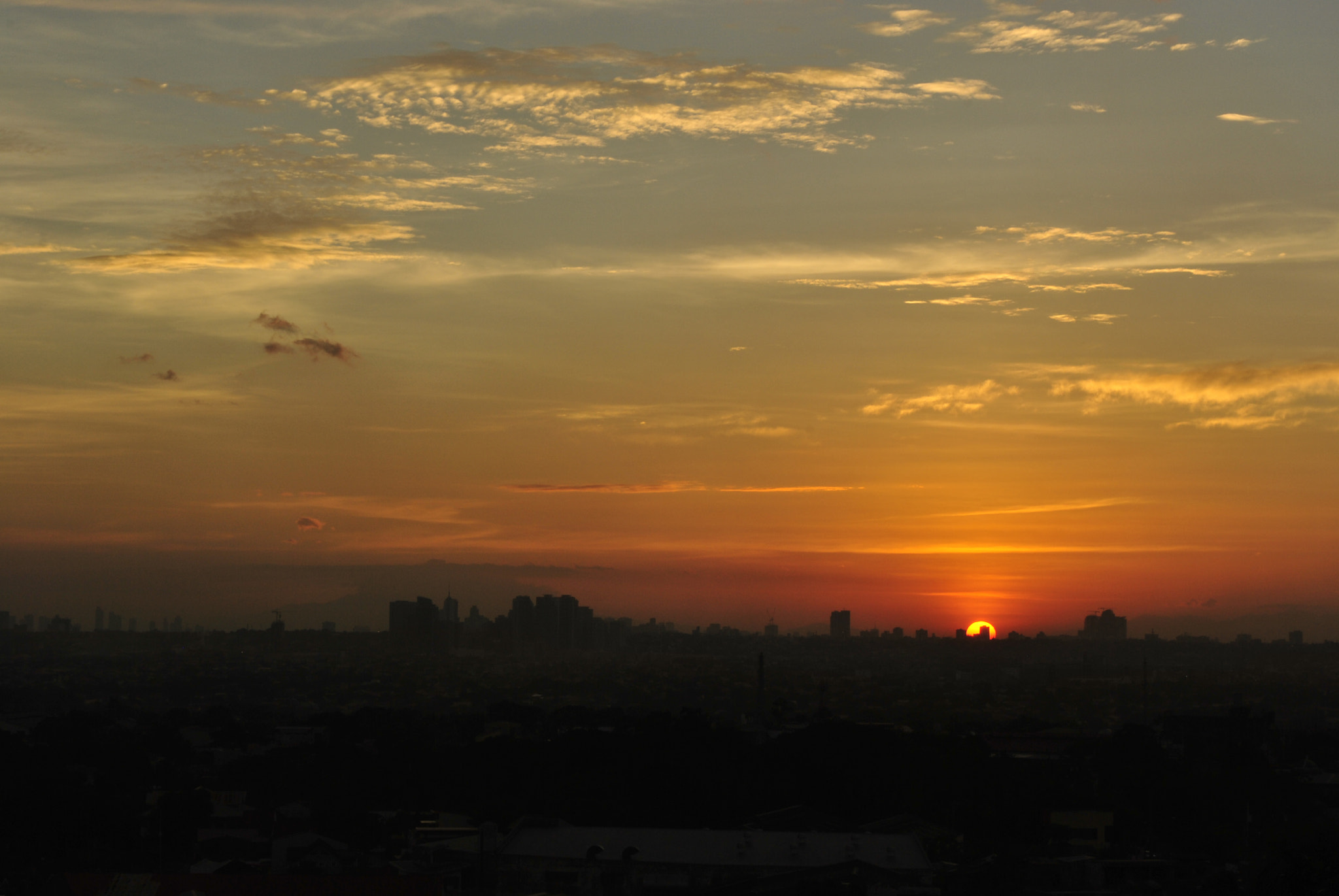 Photograph Antipolo Sunset by Innovatronix Tronix on 500px