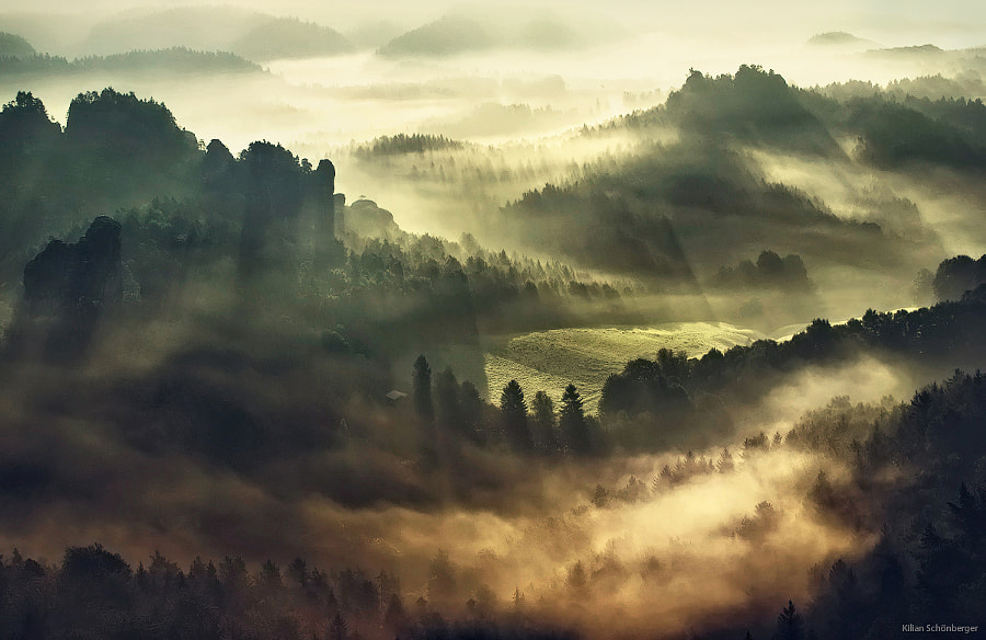 Photograph Land Of Light by Kilian Schönberger on 500px