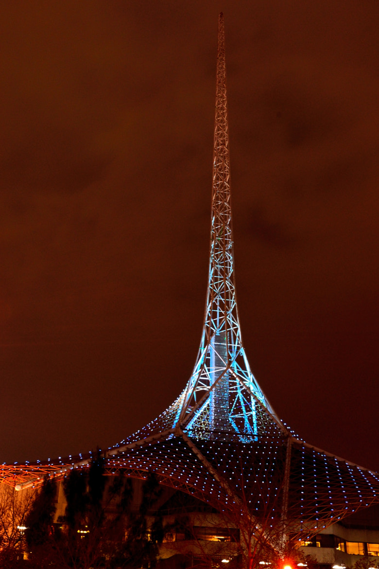 Photograph Arts Centre Spire, Melbourne by Percy Ferry on 500px