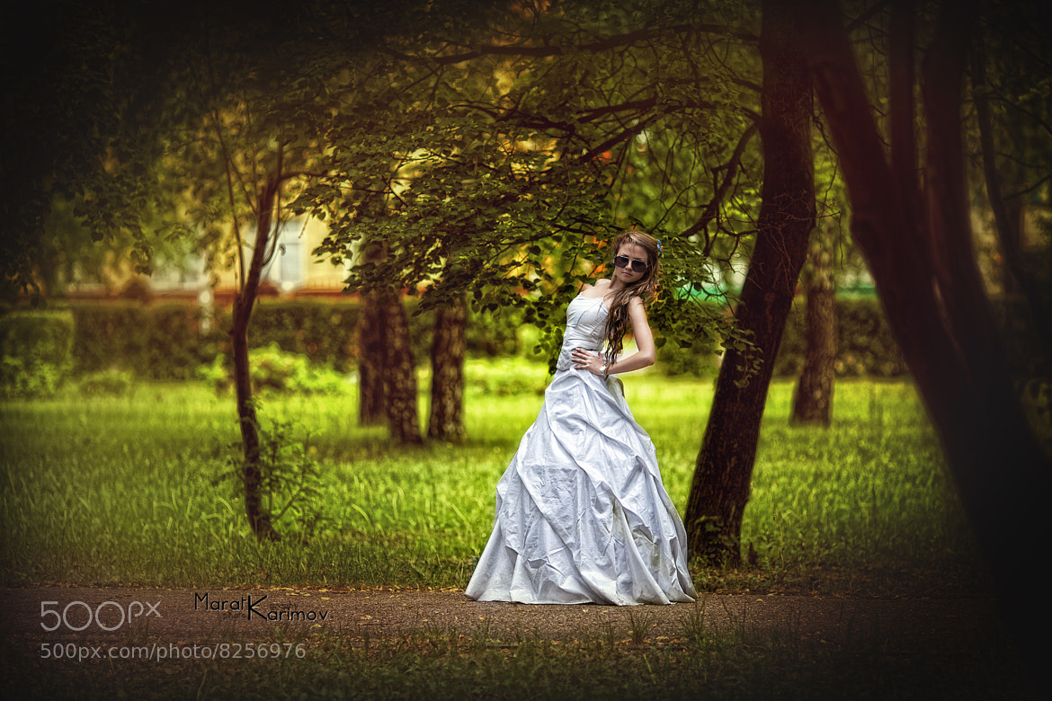 Photograph bride by Marat Karimov on 500px
