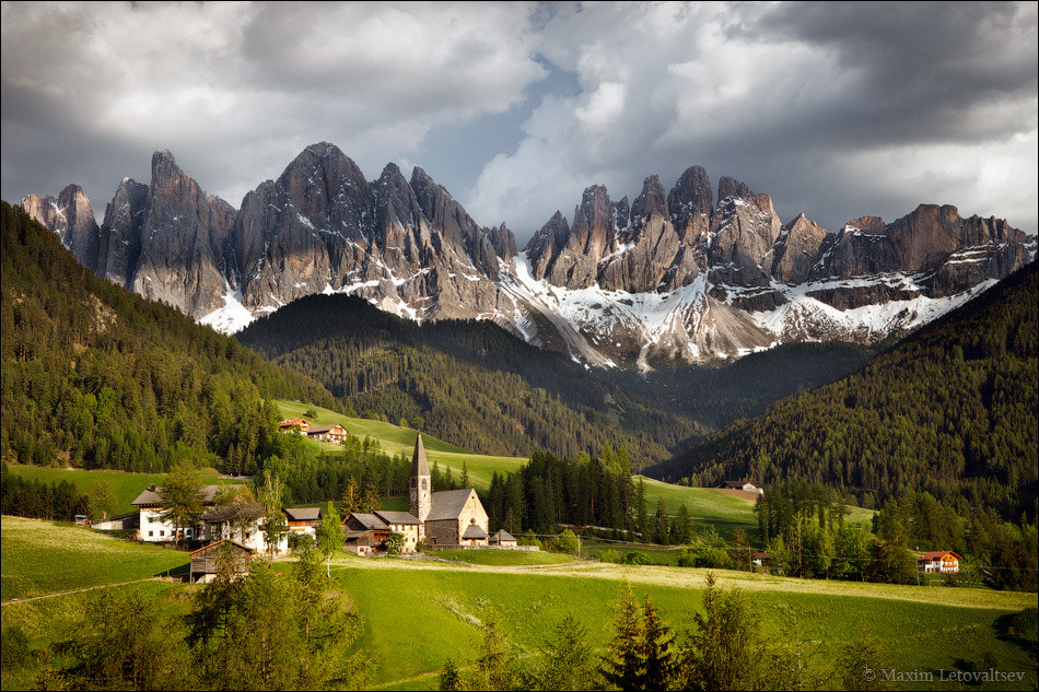 Photograph Val di Funes by Maxim Letovaltsev on 500px