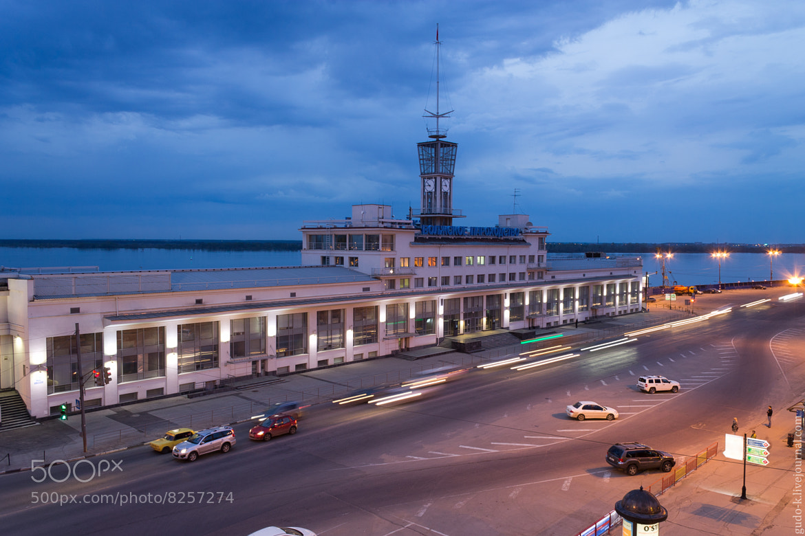 Photograph Riverport by Вова Гудков  on 500px