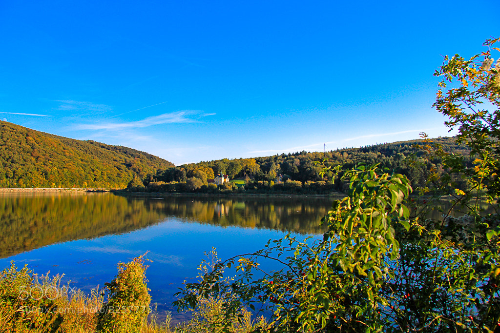 Photograph Wienerwald Lake by Winfried Strudl on 500px