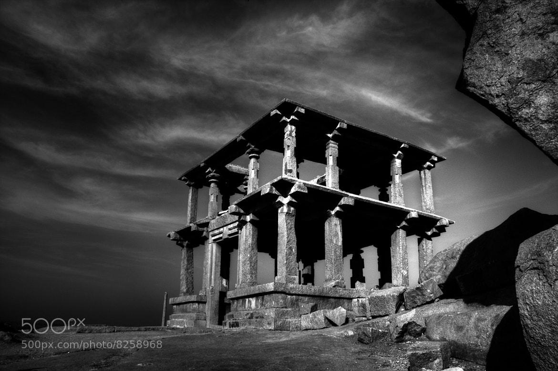 Photograph Stone Entrance - Hampi by Harish Shanthi Kumar on 500px