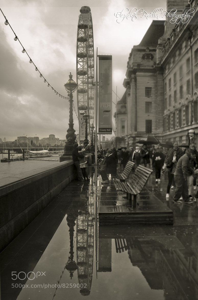 Photograph London reflex by Elizabeth Padilla on 500px