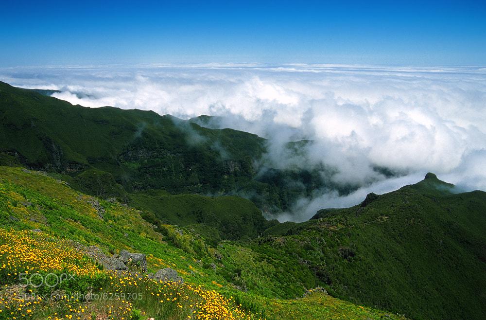 Photograph Mountains Beauty by Malik Maxutov on 500px
