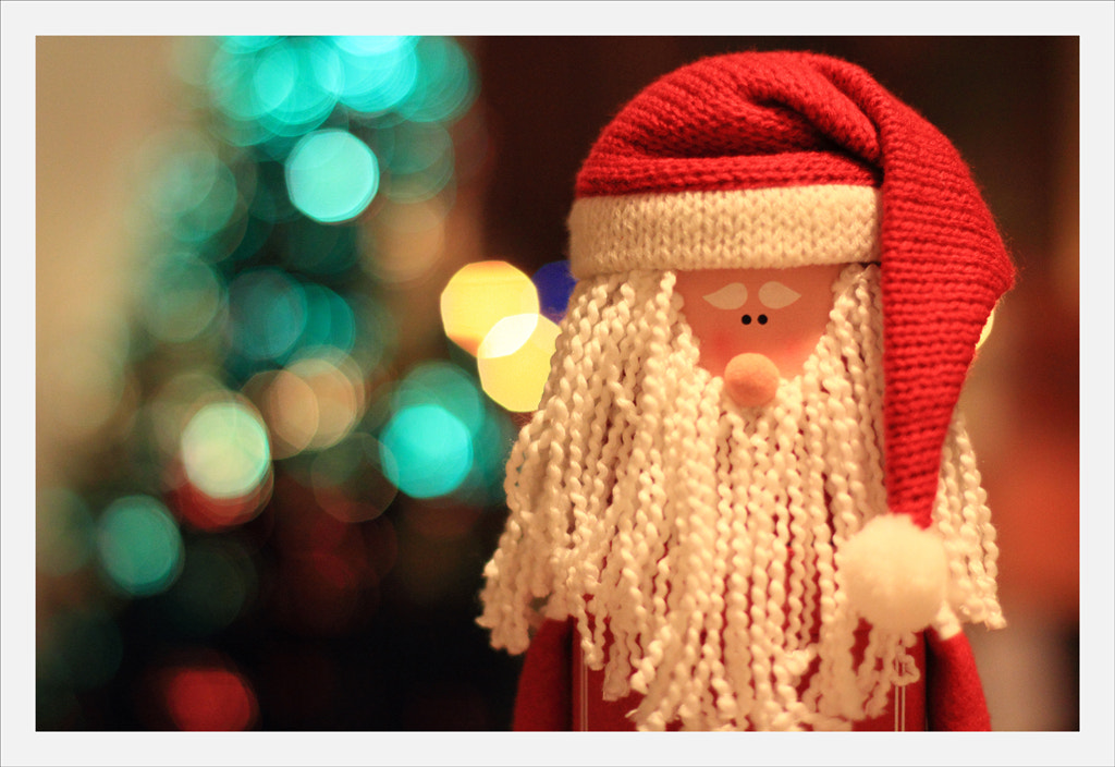 Photograph Santa is coming by DAVID MELCHOR DIAZ on 500px