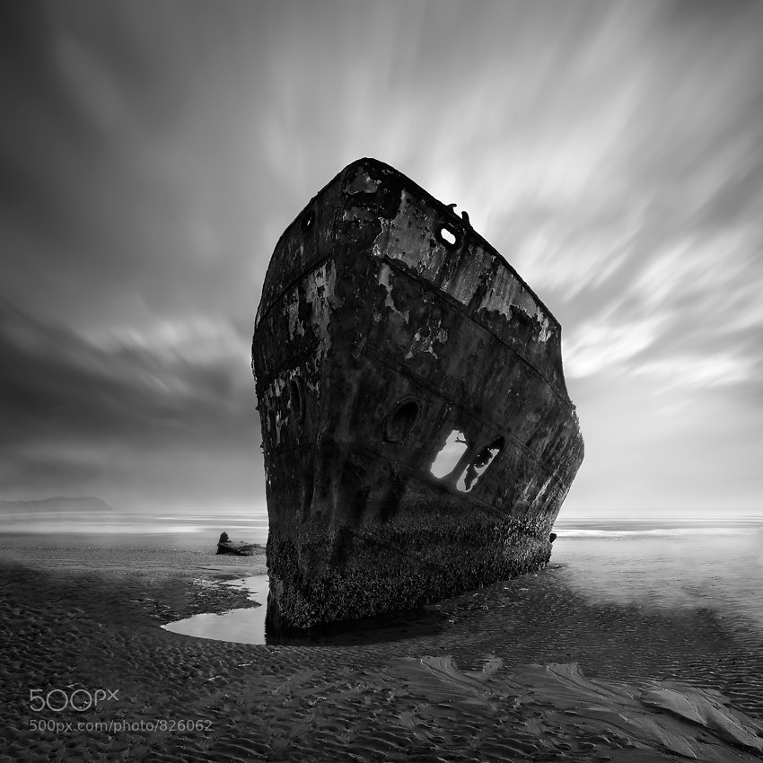 Photograph Ship by Tomasz Grzelaczyk on 500px