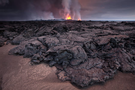 Brand new lava by Heather Balmain on 500px