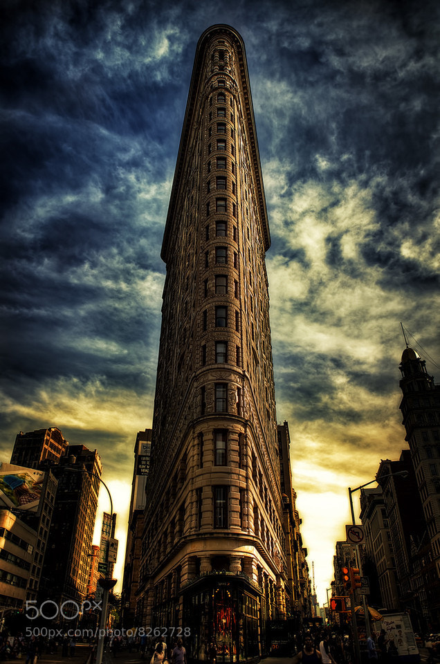 Photograph Flatiron by Michael Murphy on 500px