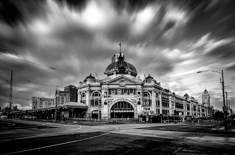 Photograph Flinders St Station by Yanic Ziebel on 500px