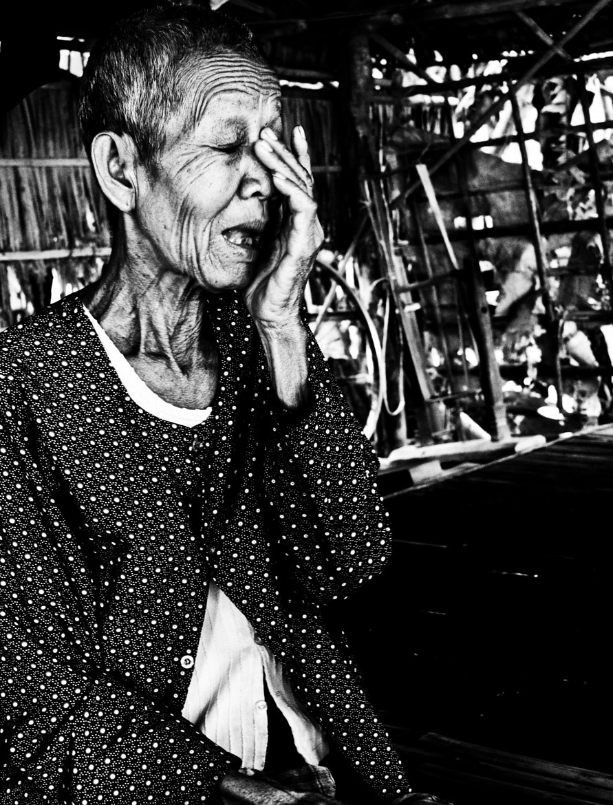 Photograph Tuberculosis in Cambodia by Amandeep Singh on 500px