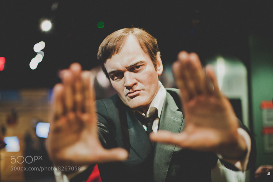 Photograph TARANTINO by Alessandro Giraldi on 500px