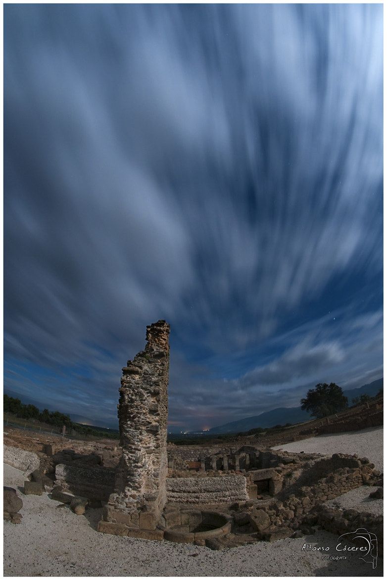 Photograph Roman thermal baths by Alfonso Cáceres on 500px