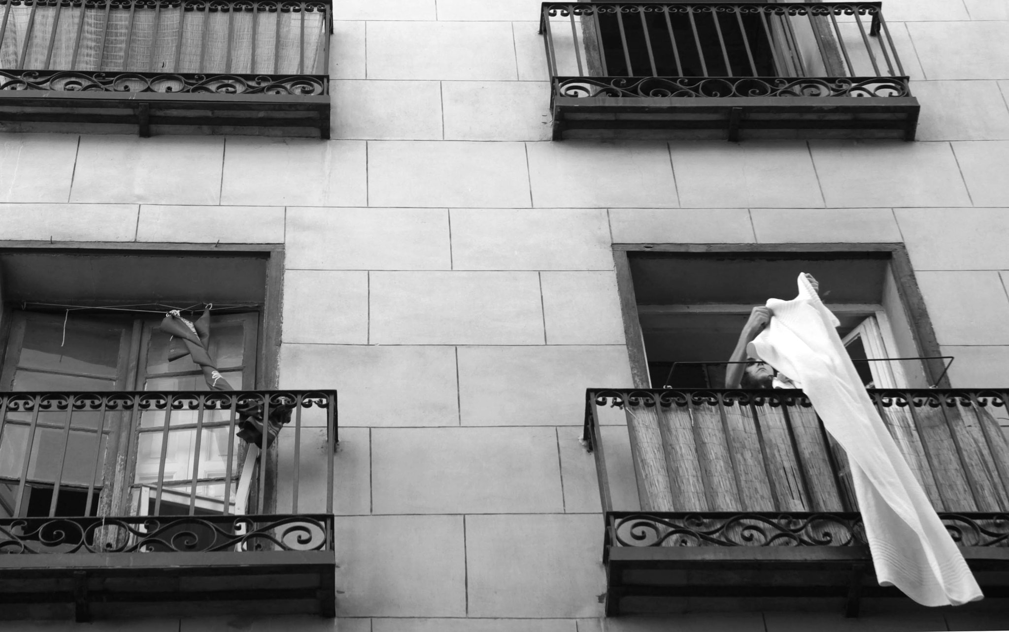 Photograph balcony madrid by Louise O'Gorman on 500px