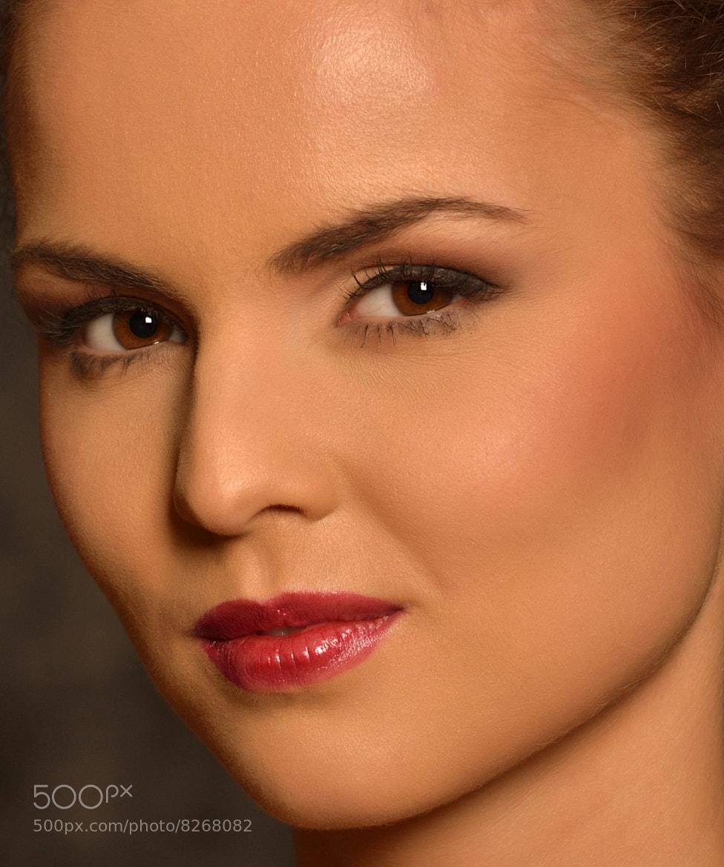 Photograph Girl Portrait by Csilla Zelko on 500px