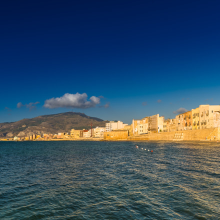 my hometown (Trapani, Sicily)