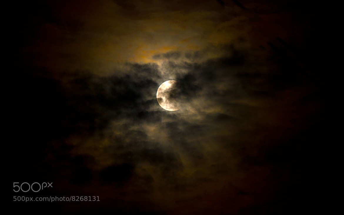Photograph One Cloudy Night by Melv Pulayan on 500px