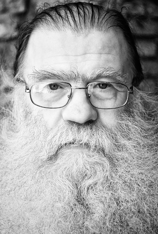 Photograph The Bearded Man by Luka Gorjup on 500px