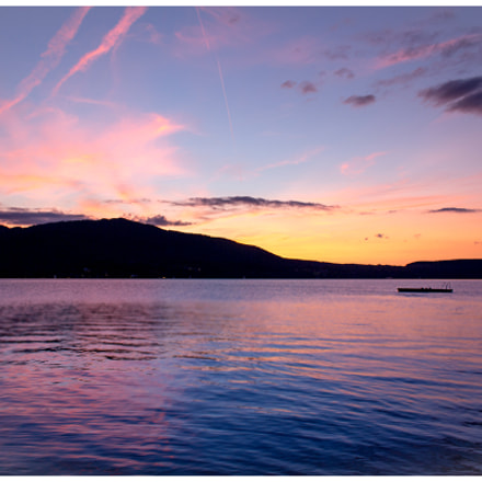 Sunset Tegernsee (Germany)