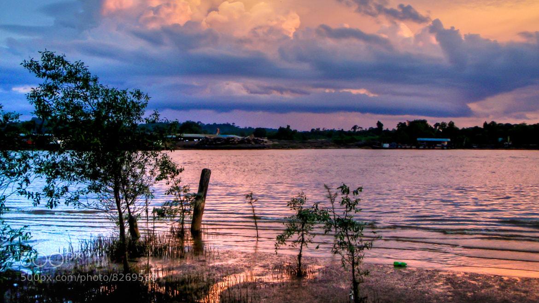 Photograph sunset@bintulu, sarawak by Syahrel Azha Hashim on 500px