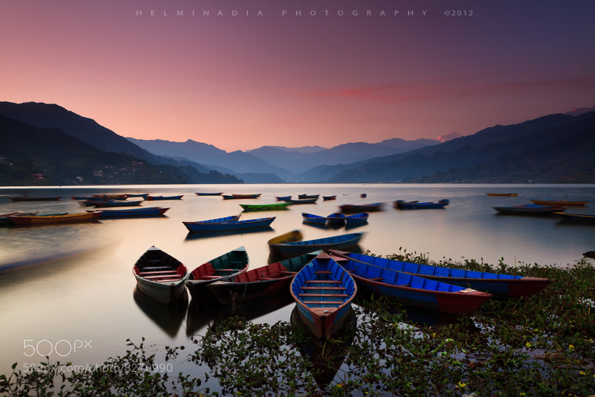 Photograph Pokhara by Helminadia Ranford on 500px