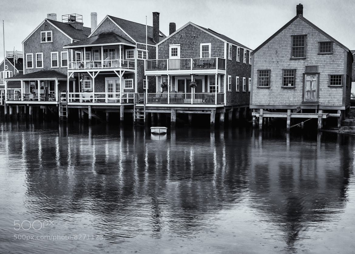 Photograph Nantucket Harbor Reflection by Ronald Diel on 500px