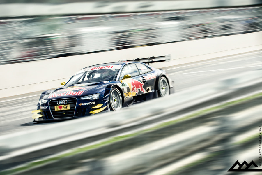 Photograph DTM Championships 2012 Spielberg by Philip  Platzer on 500px