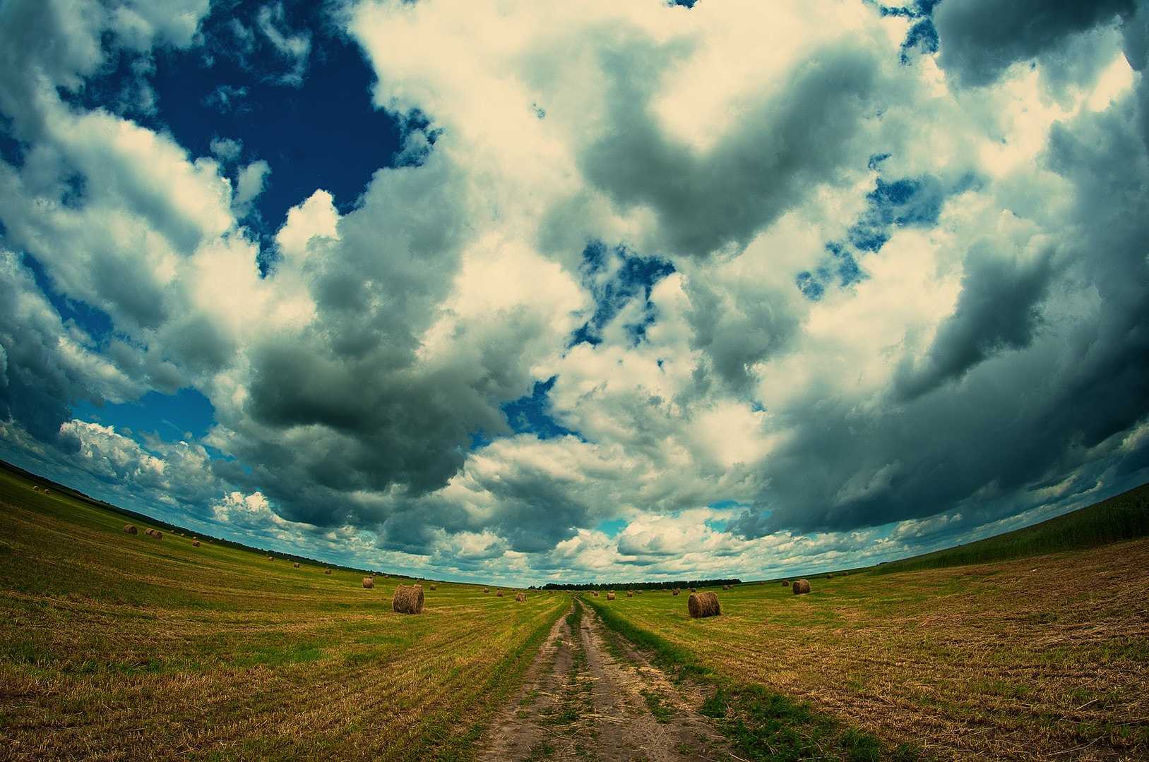 Photograph clouds by Adamenko Dmitriy on 500px