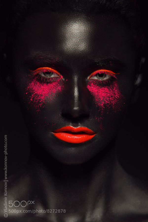 Photograph Dark beauty by Vladimir Konnov on 500px