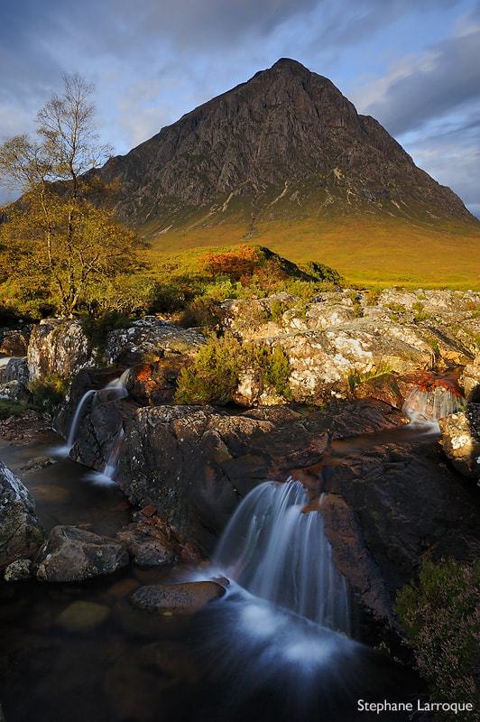 Photograph Morning on the Highlands by stephane larroque on 500px