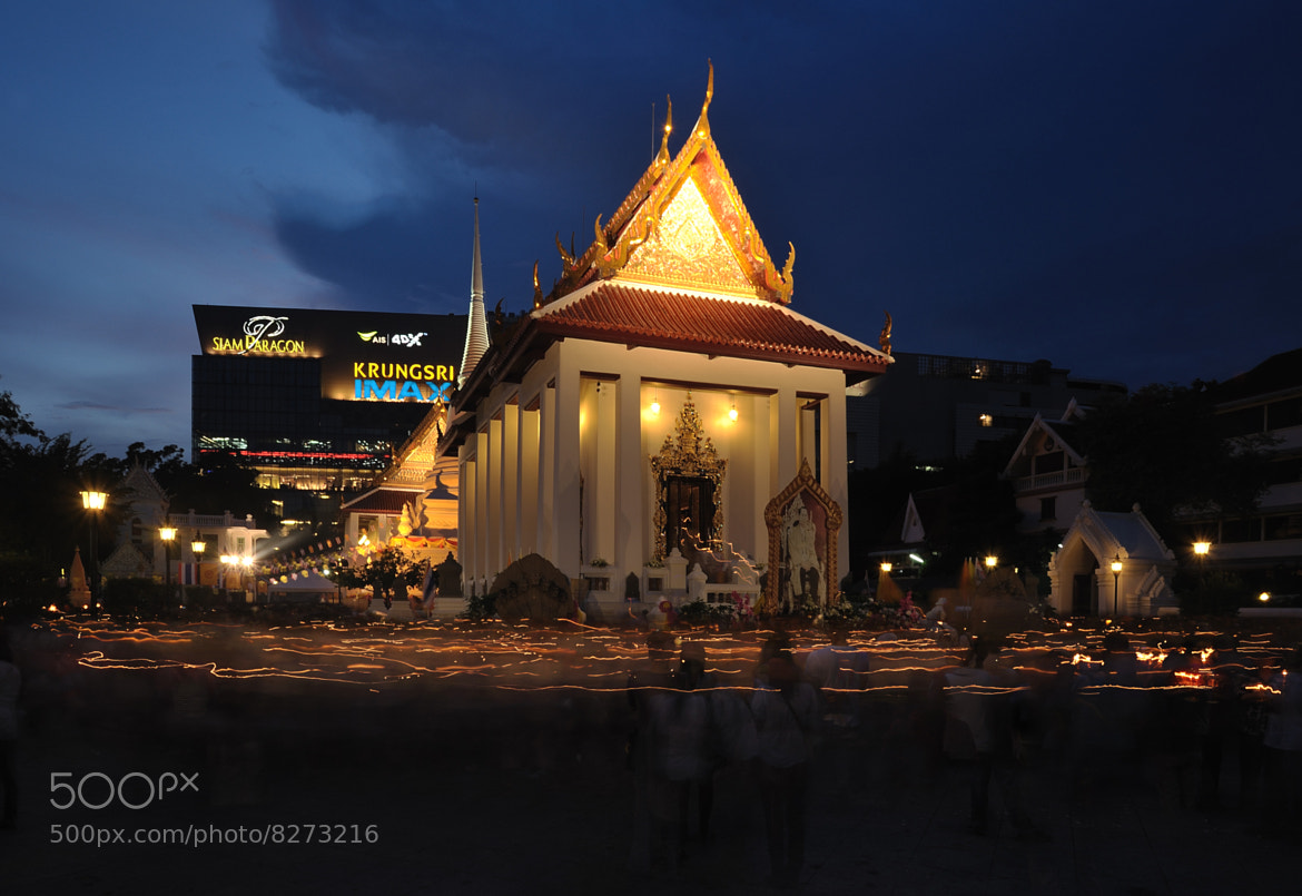 Photograph Candlelight  flow by Teerayut Hiruntaraporn on 500px