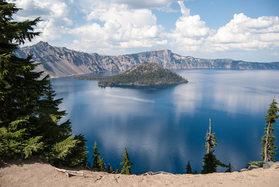 Crater Lake by Anson VanDoren on 500px.com