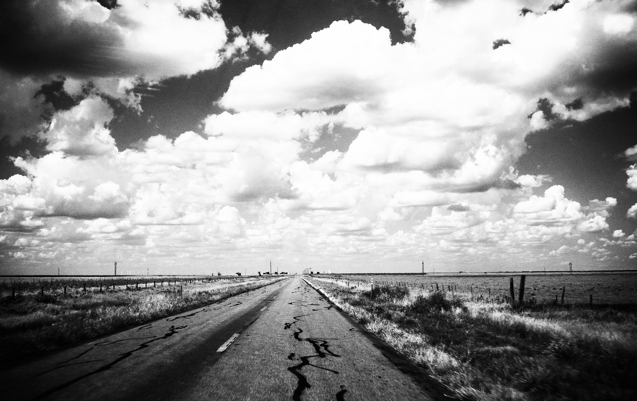 Photograph TX, Route 66 by Anne Grethe Olavsdatter Vold on 500px