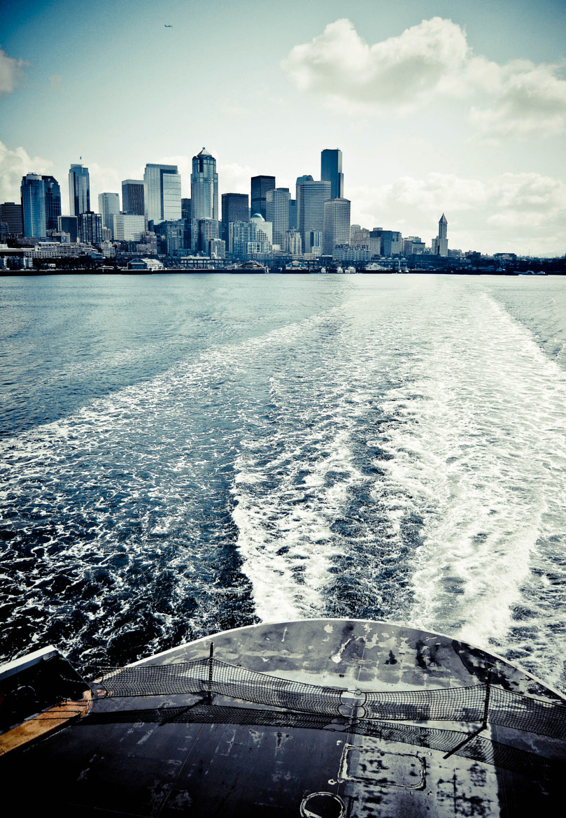 Photograph Seattle by Anne Grethe Olavsdatter Vold on 500px