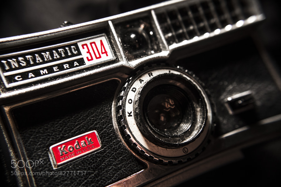 Photograph Instamatic 304 by Jeff Carter on 500px
