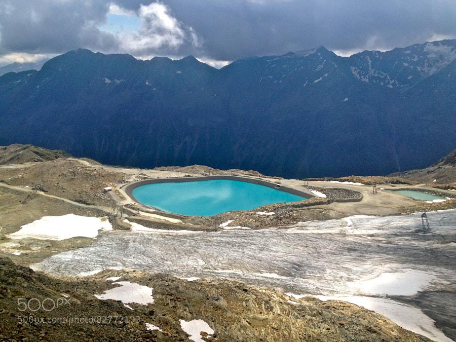 Photograph Tiefenbach Glacier,Austria by Fatimah  Ashraf Khan on 500px