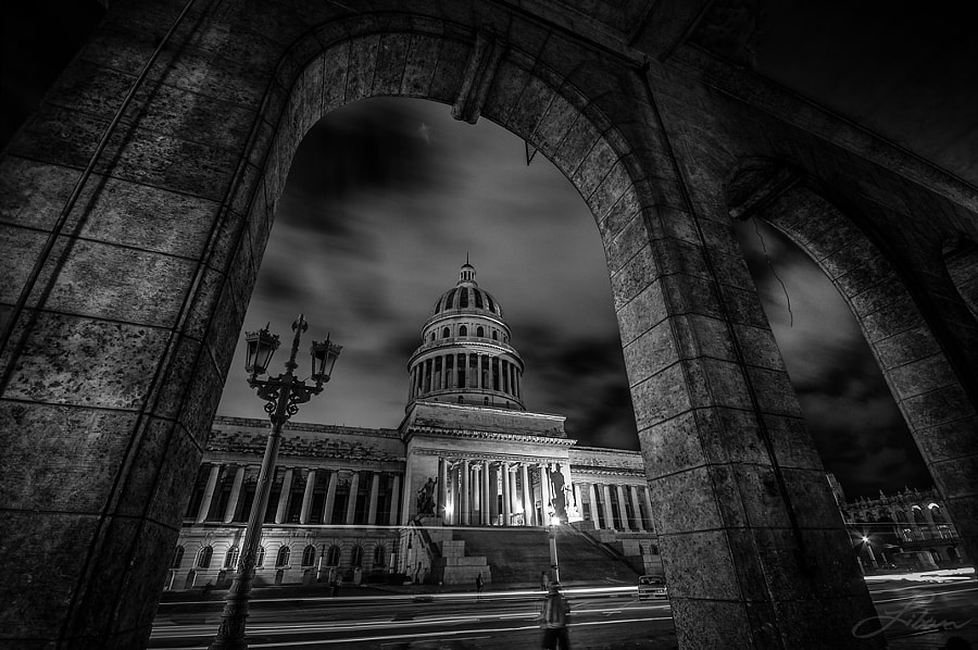 Photograph Capitolio by Liban Yusuf B&W on 500px