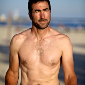 Mens Health - Luc Alphand