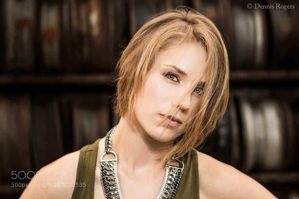 Photograph Katie by Dennis Rogers on 500px