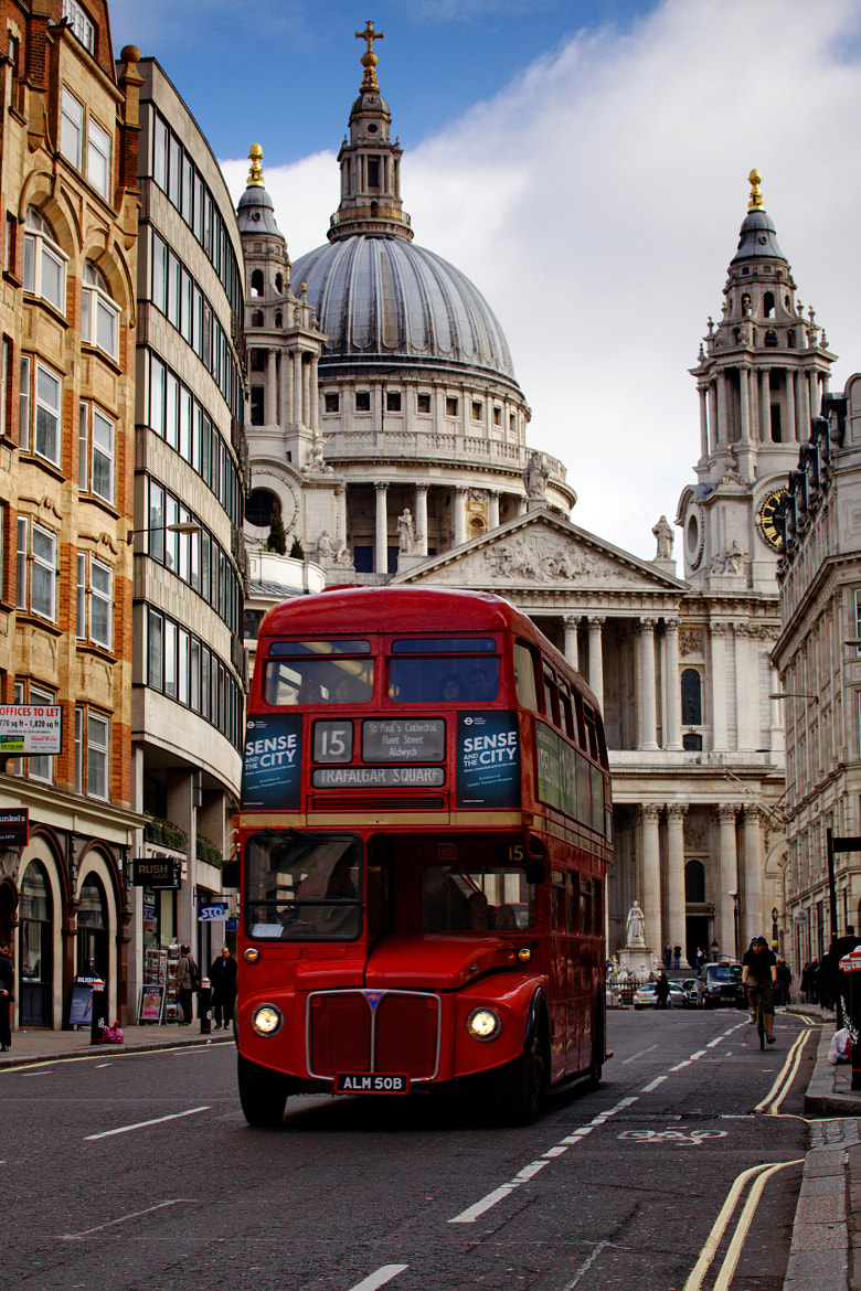 Photograph  London Classics by Jacky CW on 500px