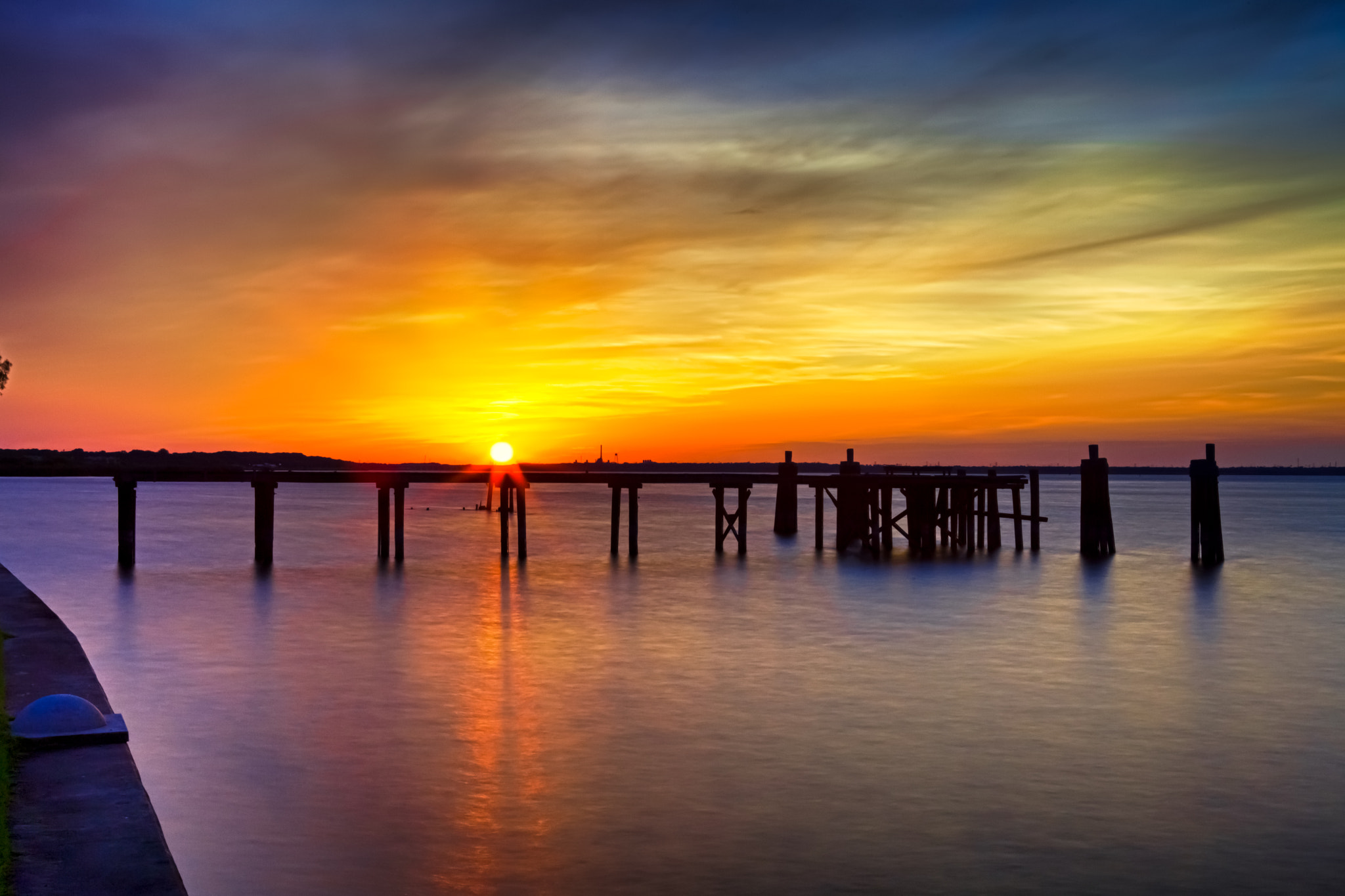 Photograph Lake Sunset by George Bloise on 500px