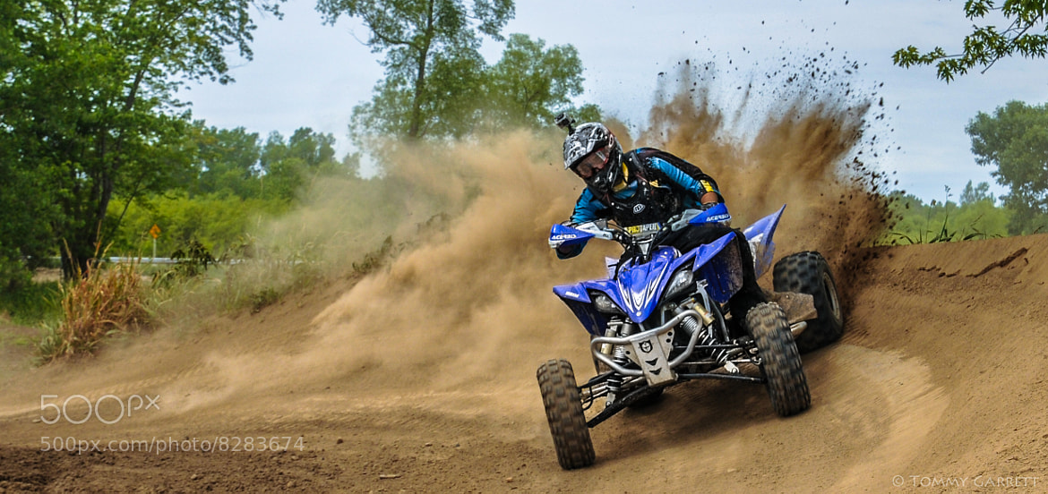 Photograph ATV Turn by TJ Garrett on 500px